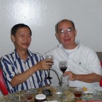 Dương Quang Bổn và Đoàn Hồng Phúc