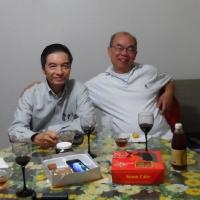 Dương Quang Bổn và Phạm Phú Hoàng