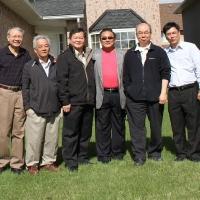 Tuấn Hoàng thăm Toronto