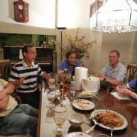 Ghé thăm nhà Hồ Hạng Võ