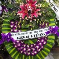 Viếng Nhạc mẫu bạn Lê Phụ 31.12.2013