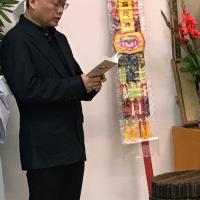 Viếng Thân phụ bạn Nguyễn Đình Thiết (ACC74)