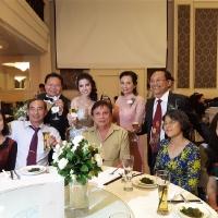 Đám cưới trưởng nam bạn Phạm Văn Long