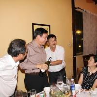09/8/2013 - nhà hàng Quê Việt